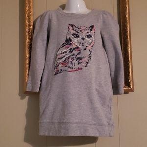 Gumboree Owl Lightweight Casual Dress